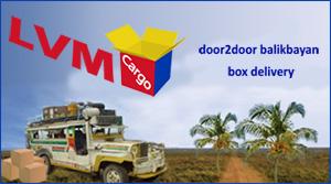 Wij zenden uw goederen naar de Filippijnen