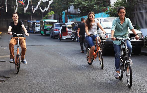 fietsen-door-manila