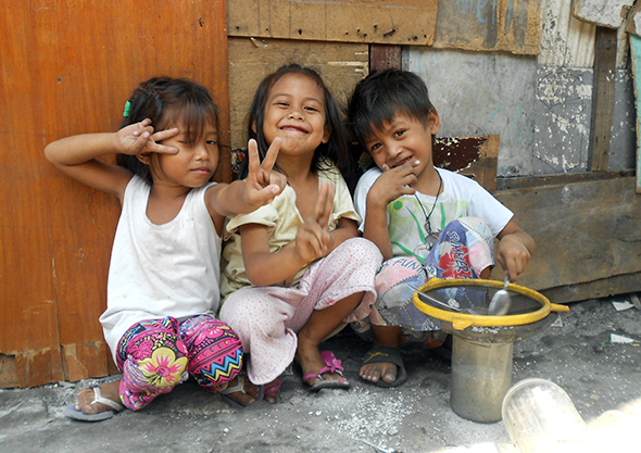 kinderen-in-manila