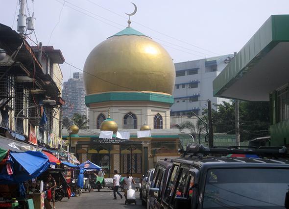 moskee-manila